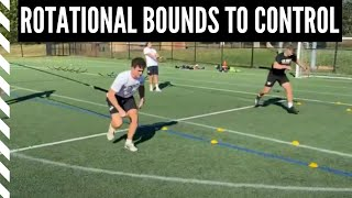 Lacrosse Strength & Performance Training: Rotational Bounds to Control