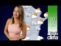 Pronóstico para el 20 de febrero de 2017. Argentina - Infoclima TV