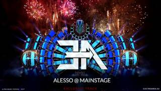 Alesso - Crush That @ UMF 2017