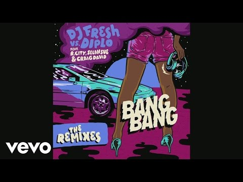 DJ Fresh vs Diplo - Bang Bang (René LaVice's Trigger Happy Remix) [Audio]