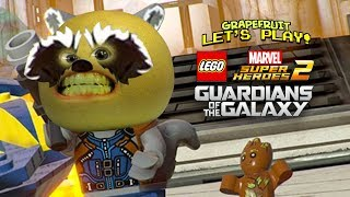 Lego Marvel 2: GUARDIANS OF THE GALAXY! #2 [Grapefruit Plays]