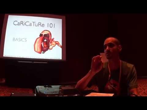 Caricature Basics 101 - Mac Garcia - How To Draw Caricatures