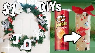 Dollar Tree Christmas DIYs You GOTTA Try 🎄