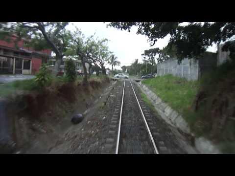 San José - Heredia en Tren (Recorrido Completo)