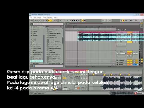 Remix atau Cover Lagu dengan ableton 9