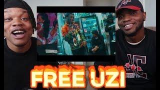 Lil Uzi Vert - Free Uzi (Music Video) - REACTION / REVIEW
