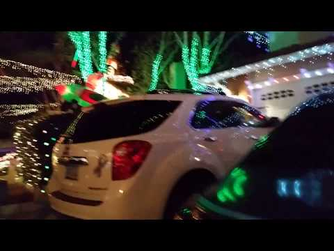Santa Clarita Christmas Lights, Santa Clarita, CA