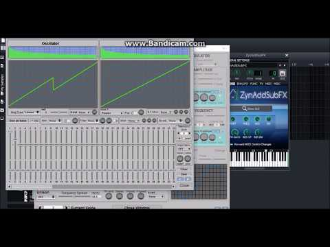 Making a full song in 1 hour on LMMS