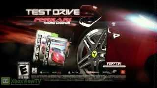 Test Drive Ferrari: Racing Legends - Pre-Launch Trailer (2012) | HD