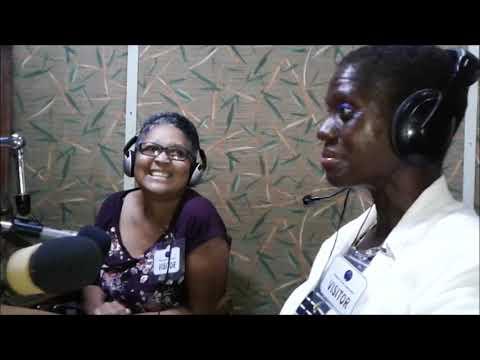 RADIO FM ROOTS 96.1 INTERVIEWS JUNIOR BYLES FAMILY