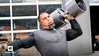 Strongman Circuit Workout | Tony Sentmanat aka RealWorld Tactical