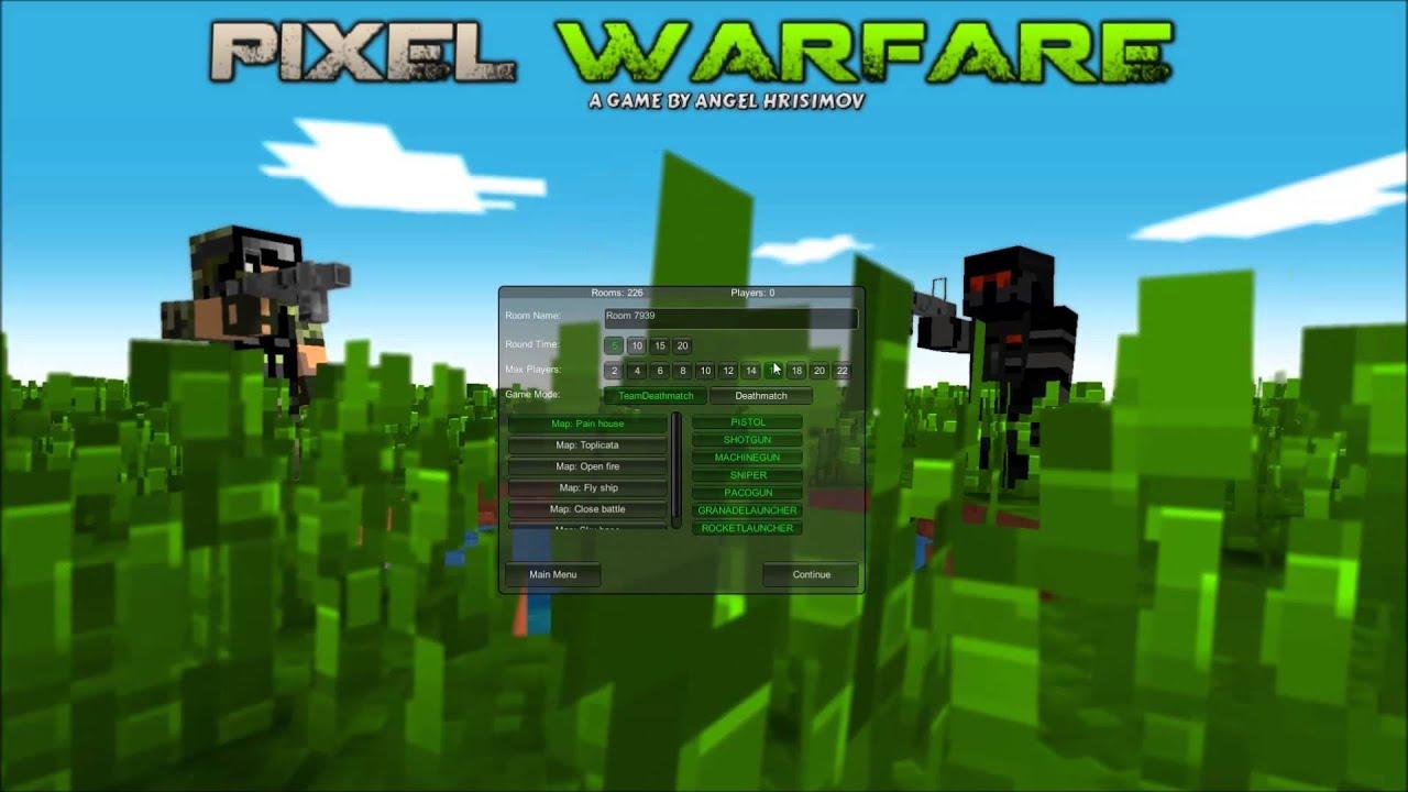 Ume se hrt online hry3dl pixel warfare youtube publicscrutiny Choice Image