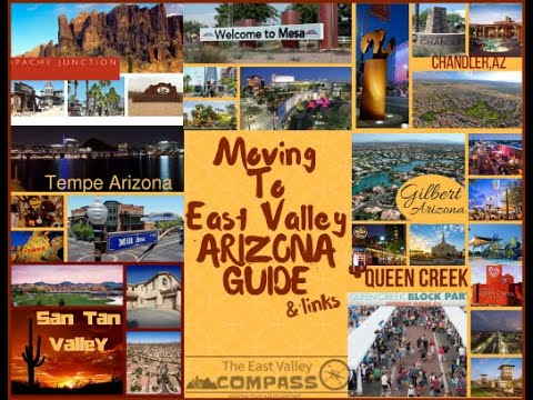 Moving to Arizona East Valley Guide