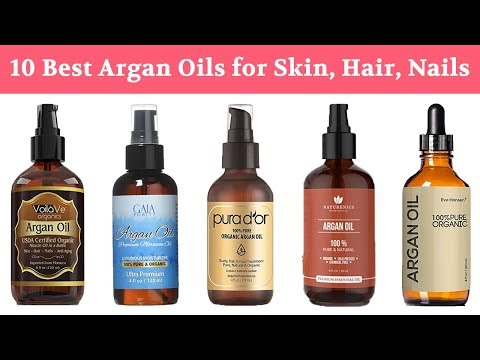 10 Best Argan Oils for Skin, Hair, Nails, and Whole Body | C