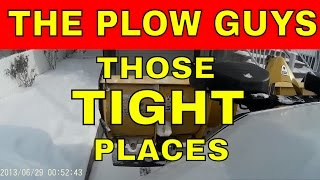 The Plow Guys, Sometimes things get tight