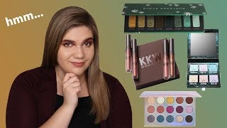Thoughts on New Makeup Releases | December 2018