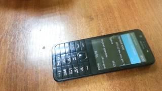 Замена дисплея  Nokia 230