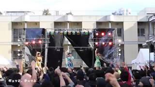 2017年11月26日(日)に東京大学第68回駒場祭で開催されたアイドルライブ...