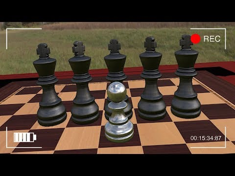 absolutely obliterating in chess |