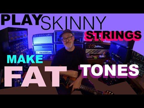 A Simple Secret to Fat Guitar Tones | BLOOM | Dynamics | Tim Pierce | Guitar Lesson