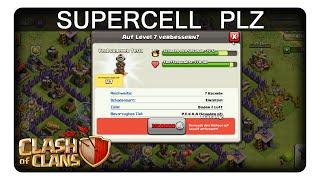 SUPERCELL PLZ || CLASH OF CLANS | Let's Play CoC | Deutsch