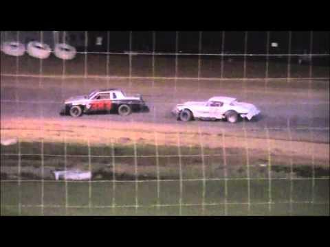 Street Stocks at Lubbock Speedway 5-6-16