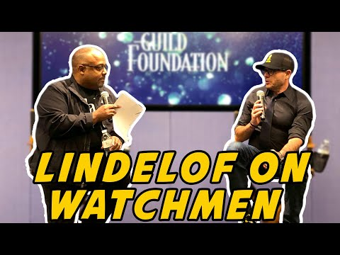Blackman Special: Damon Lindelof On Watchmen