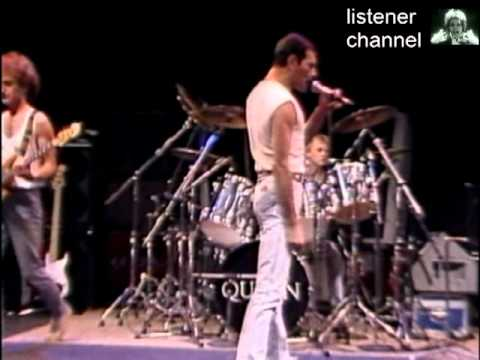 Queen - Live Aid - Rehearsal