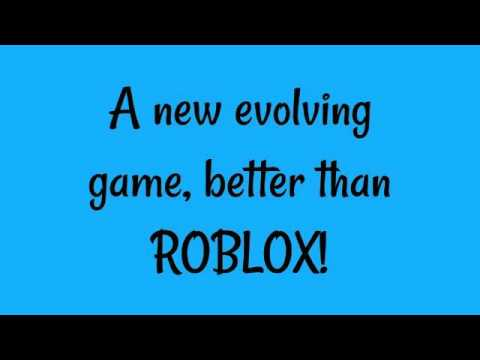 A game like ROBLOX, but better! - YouTube
