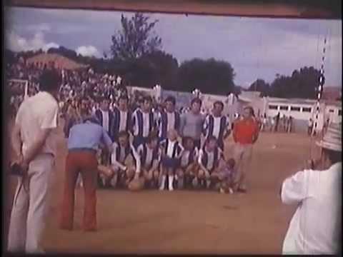 Futebol Clube Moxico - Campeão 1972-73 Angola