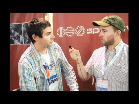 Dave Weagle Talks Split Pivot at Interbike 2010