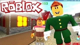 ROBLOX CHRISTMAS TYCOON - SANTA'S MANUFACTURE!!! - Spanish Gameplay