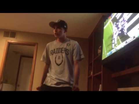 Oakland Raiders vs Denver Broncos Live Reaction 30-20 Week 9 7-2