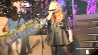 Download Who's That Boy - Demi Lovato in Salt Lake City, Utah MP3 song and Music Video