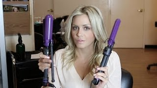 The Right Curling Iron for Lasting Curls