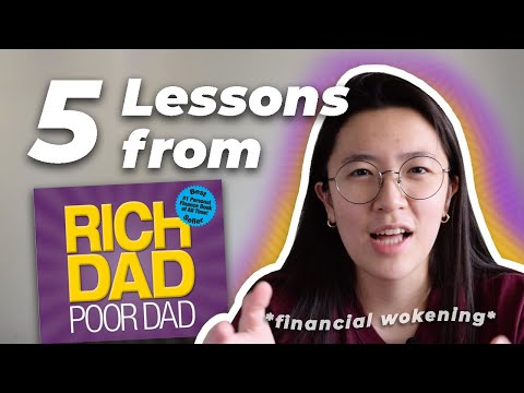 💡 5 Lessons I Learned from Rich Dad Poor Dad - Robert Kiyosaki