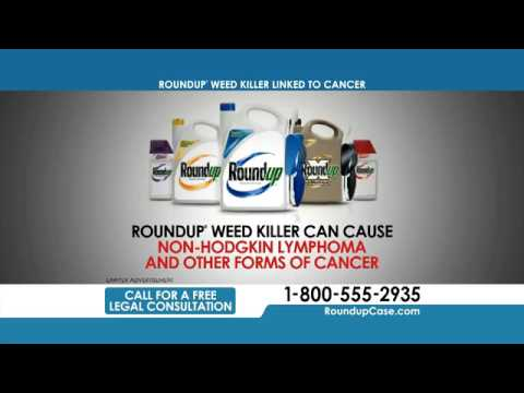 Roundup Herbicide Causes Cancer
