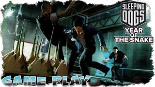 Sleeping Dogs - Year Of The Snake - Cease Operations - Gameplay V