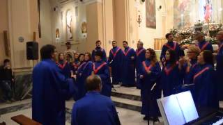 "Pietrelcina Gospel Choir ""Everytime I Feel The Spirit"""