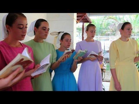 La communauté Amish-Mennonite : prosélytisme et aide humanitaire