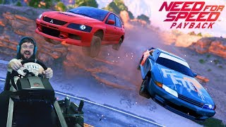 Need for Speed Payback - ралли, от которого моя жопа СГОРЕЛА ДОТЛА!
