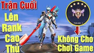 [Gcaothu] Trận cuối quyết định lên Cao Thủ - Triệu Vân bị hội đồng khi tuyên bố bất tử