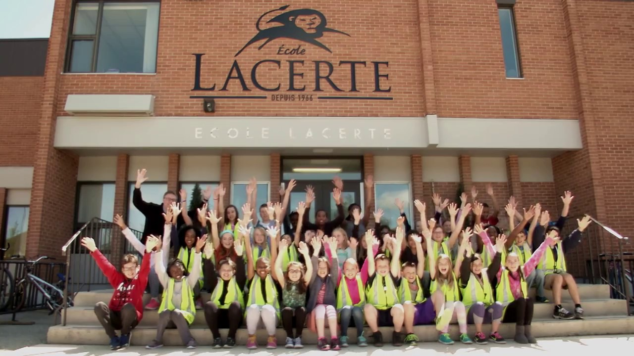 Ecole Lacerte Takes Top Spot at 2017 School Safety Patrol ...