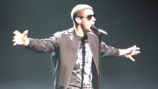 Nick Jonas - Levels & Champagne Problems - Live Detroit, MI 7/30/16