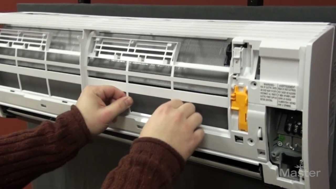 D montage d 39 une unit 12rls2 de fujitsu dismounting of a for Entretien d une climatisation
