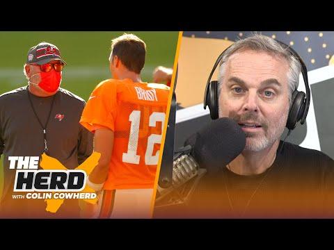 Bruce Arians deserves blame for Brady & Bucs struggles, talks Rams success —Colin   NFL   THE HERD