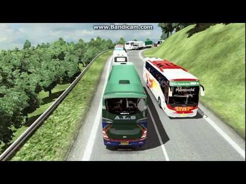 Lari Pagi Bareng Als Medan - Jakarta || Euro Truck Simulator 2 With Mod Indoensia
