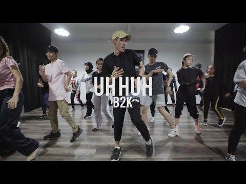 Uh Huh  B2K  Beginner Class  Faruq Suhaimi Choreography