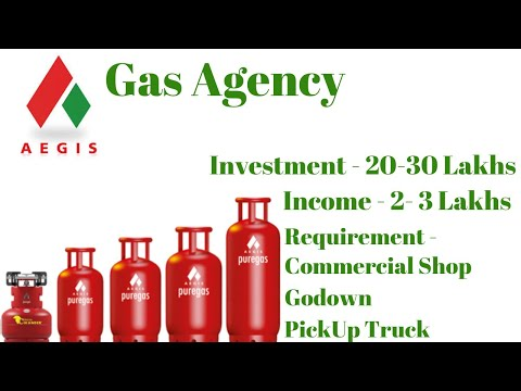 gas agency bank account form