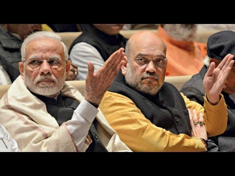 Elections 2019: PM Modi, Amit Shah and Party Leaders To Address Party Workers After BJP's Huge Win